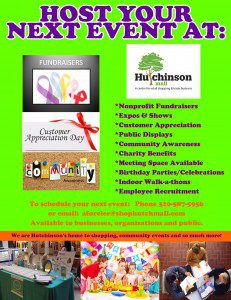 Host your next event