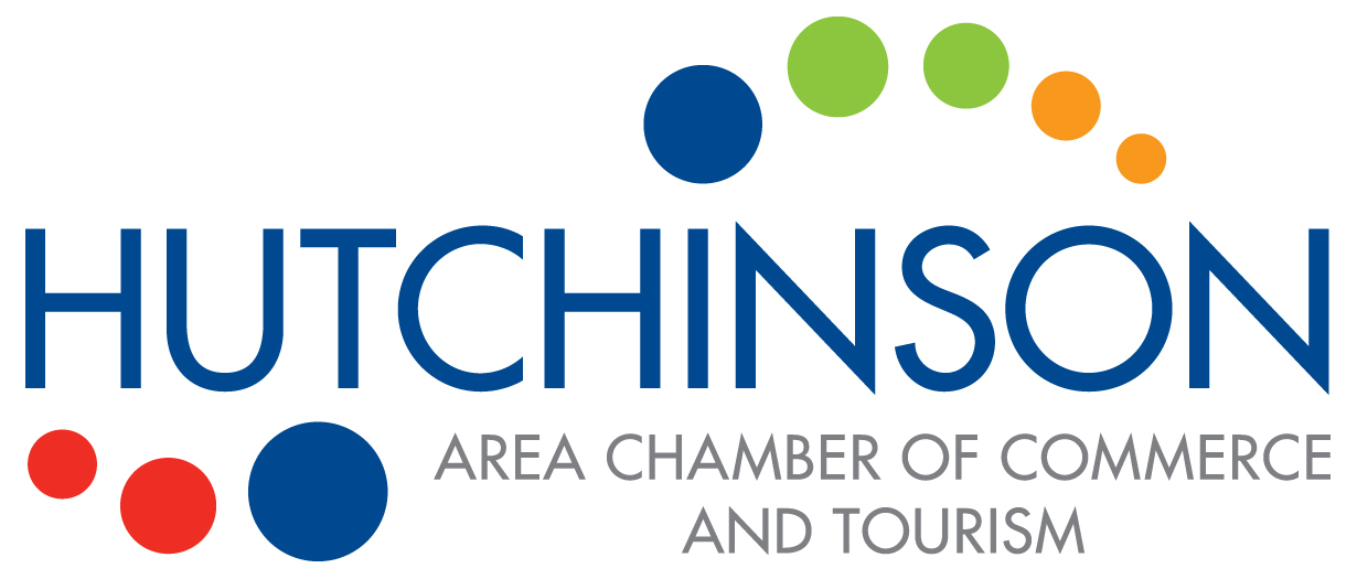 Hutchinson Area Chamber of Commerce and Tourism Logo